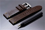 ARAGON Parma Leather Strap