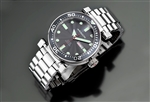 Japanese SII NH36A  Automatic Watch