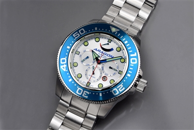 Japanese Miyota 9100 Automatic Watch
