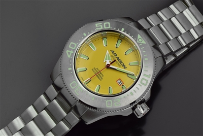 Japanese SII NH35 Automatic Watch