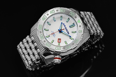 "ARAGON Sea Charger Automatic 50mm  <inline style=""color: rgb(255, 0, 0);"">SOLD OUT</inline>"