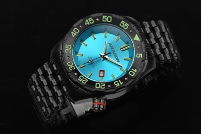 "Sea Charger Automatic 44mm IP Black  <inline style=""color: rgb(255, 0, 0);"">OUT OF STOCK</inline>"