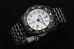ARAGON  Sea Charger Automatic 44mm IP Black