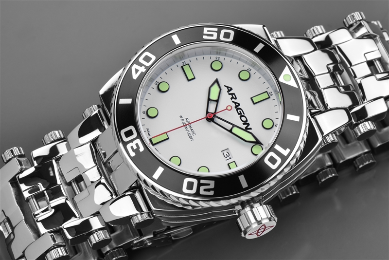 Millipede Automatic With Super Luminova Dial Out Of Stock