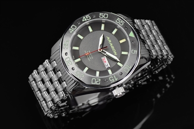 ARAGON Charger T100 Flat Tube Automatic