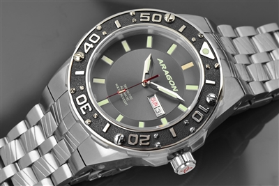 ARAGON   Enforcer T100 Flat Tube Automatic