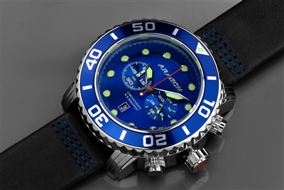 "ARAGON Gauge Flyback Chrono <inline style=""color: rgb(255, 0, 0);""> OUT OF STOCK</inline>"