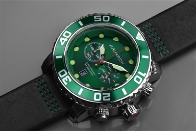 "ARAGON Gauge Flyback Chrono  <inline style=""color: rgb(255, 0, 0);"">OUT OF STOCK</inline>"