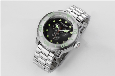 "ARAGON Gauge 55mm Multifunction with Bracelet  <inline style=""color: rgb(255, 0, 0);""> OUT OF STOCK</inline>"