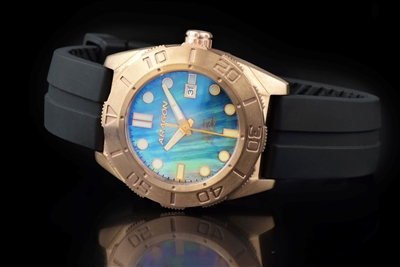ARAGON Hercules Bronze MD 50mm