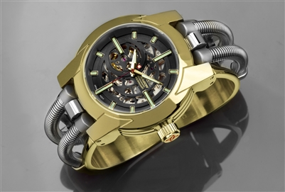 ARAGON Hydraumatic Skeleton 50mm LE