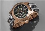 "ARAGON Hydraumatic Skeleton 46mm LE<inline style=""color: rgb(255, 0, 0);""> OUT OF STOCK</inline>"