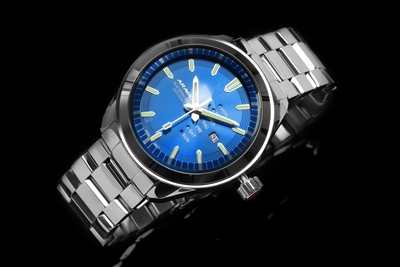 "ARAGON Antigravity Vertical Day/Date 45mm  <inline style=""color: rgb(255, 0, 0);""> OUT OF STOCK</inline>"