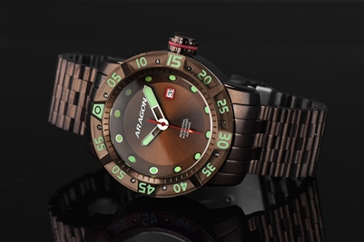 "ARAGON   Gauge 3G Automatic IP 50mm  <inline style=""color: rgb(255, 0, 0);""> OUT OF STOCK</inline>"