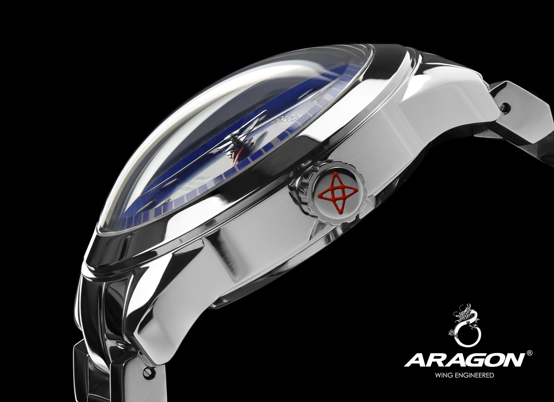 Aragon Antigravity Power Reserve NE57 Antigravity